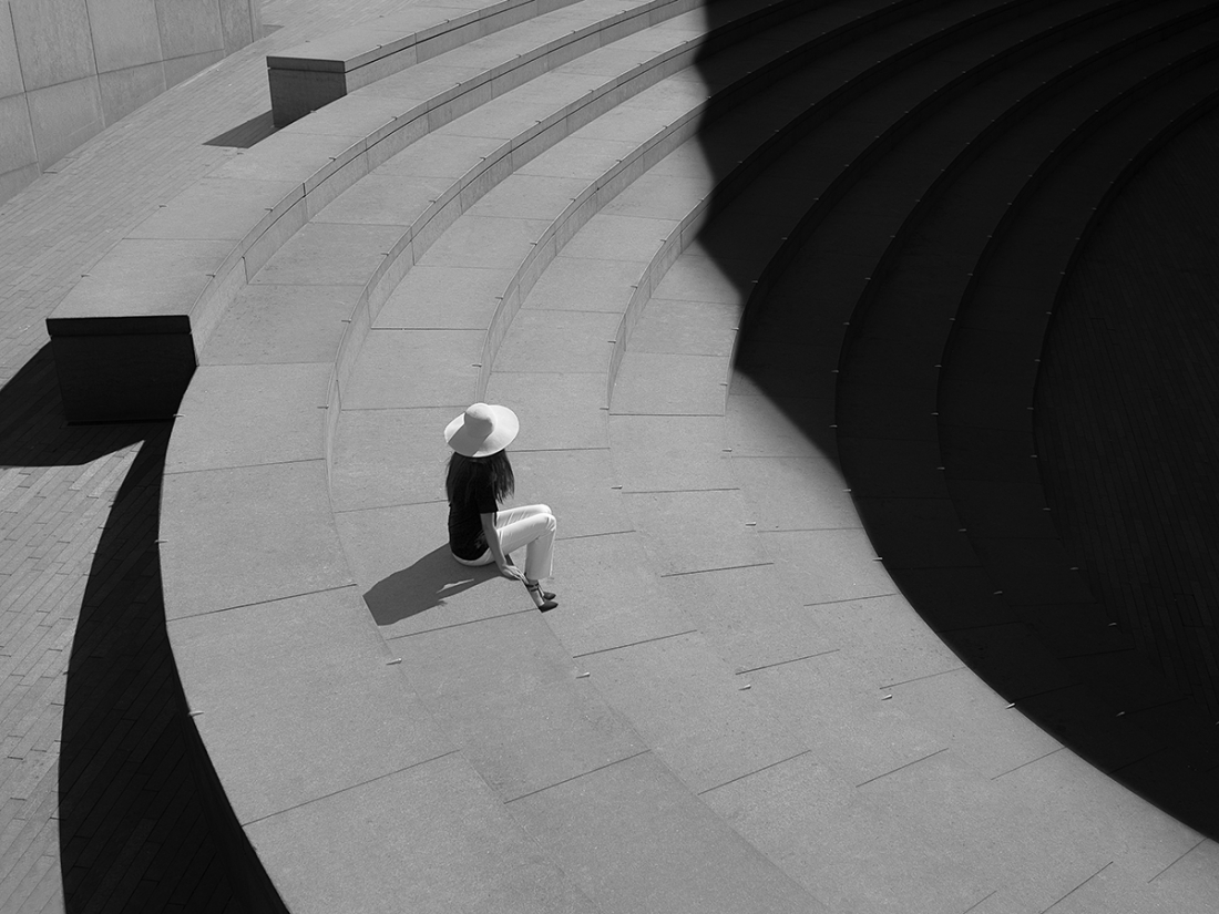 Geometrix Photographer Seeks Out Light And Shadow In London S Dark Spaces