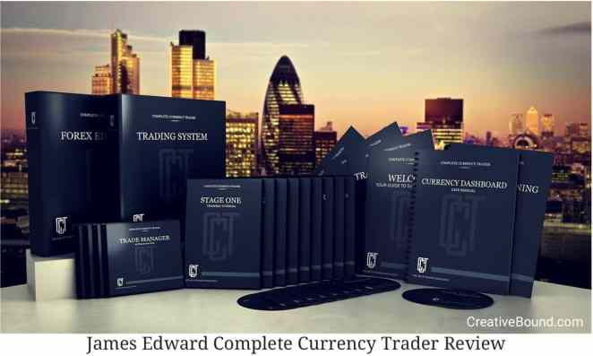James Edward complete currency trader review