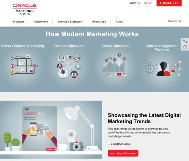 Eloqua - Oracle Effective online marketing automation tool