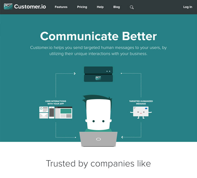 Customer.io Marketing Automation Tool