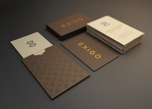 corporate-business-card-design-in-cream-and-brown