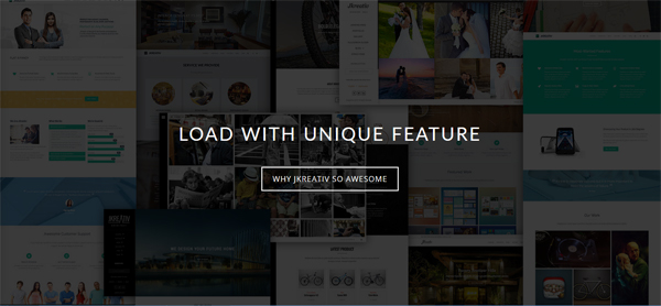 jkreative-wordpress-theme