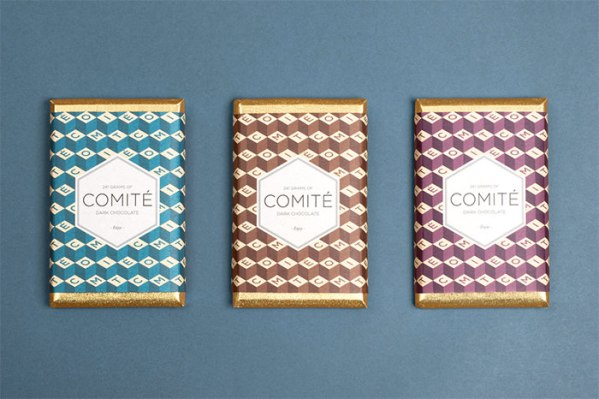 COMITÉ Chocolate Packaging