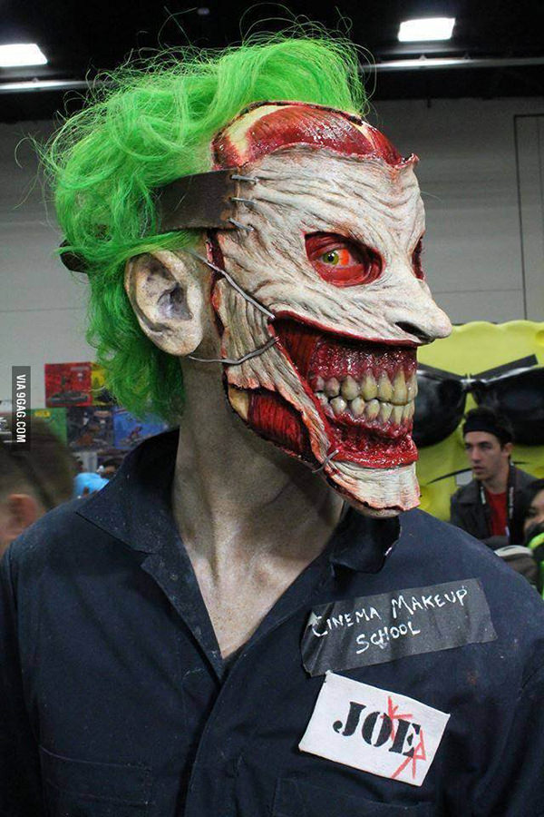 """The New 52"" Joker"