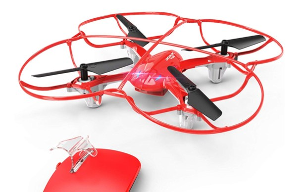 GoolRC Kids Toy Drone T100 Motional Contro 2.4