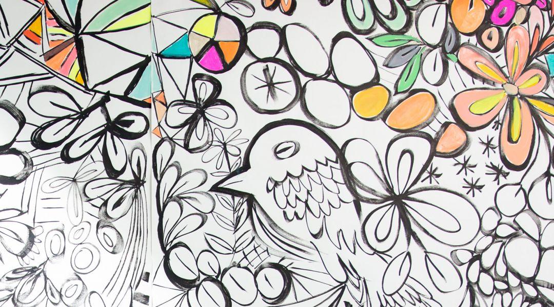 Creative Doodling By Pam Garrison Creativebug