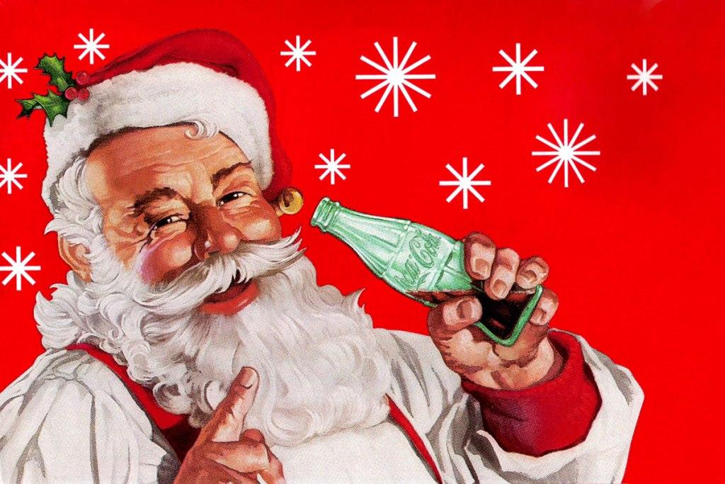 Coke Santa Claus