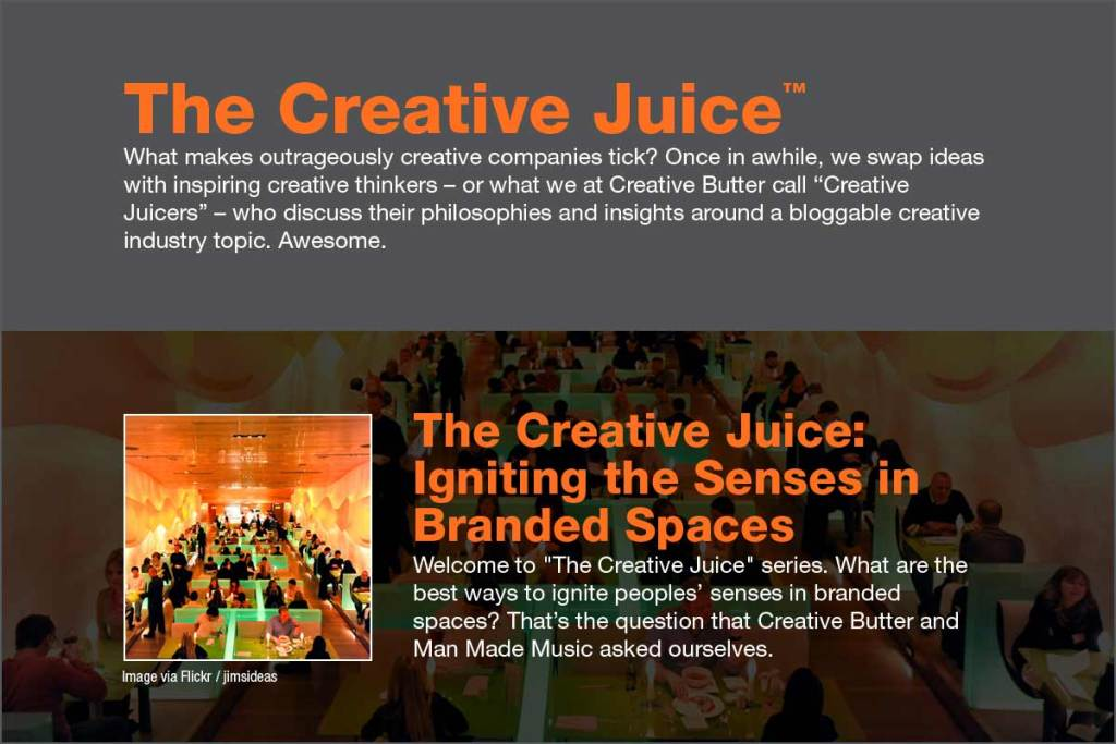 Creative Juice Branded Spaces