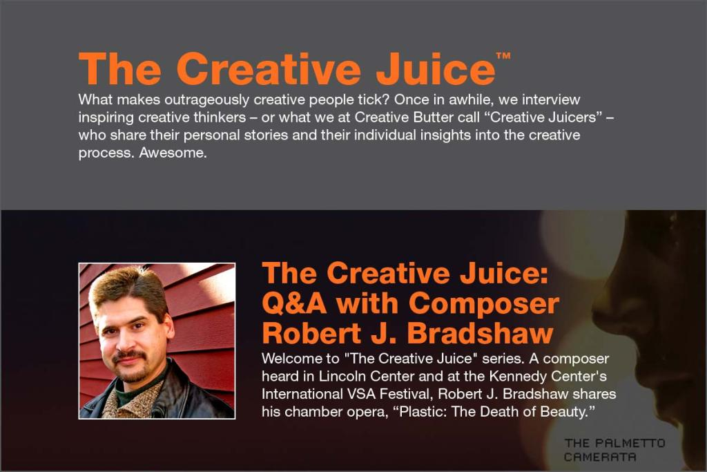 Creative Juice Robert Bradshaw Plastic