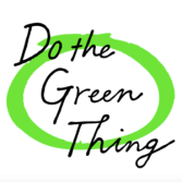Do The Green Thing Logo