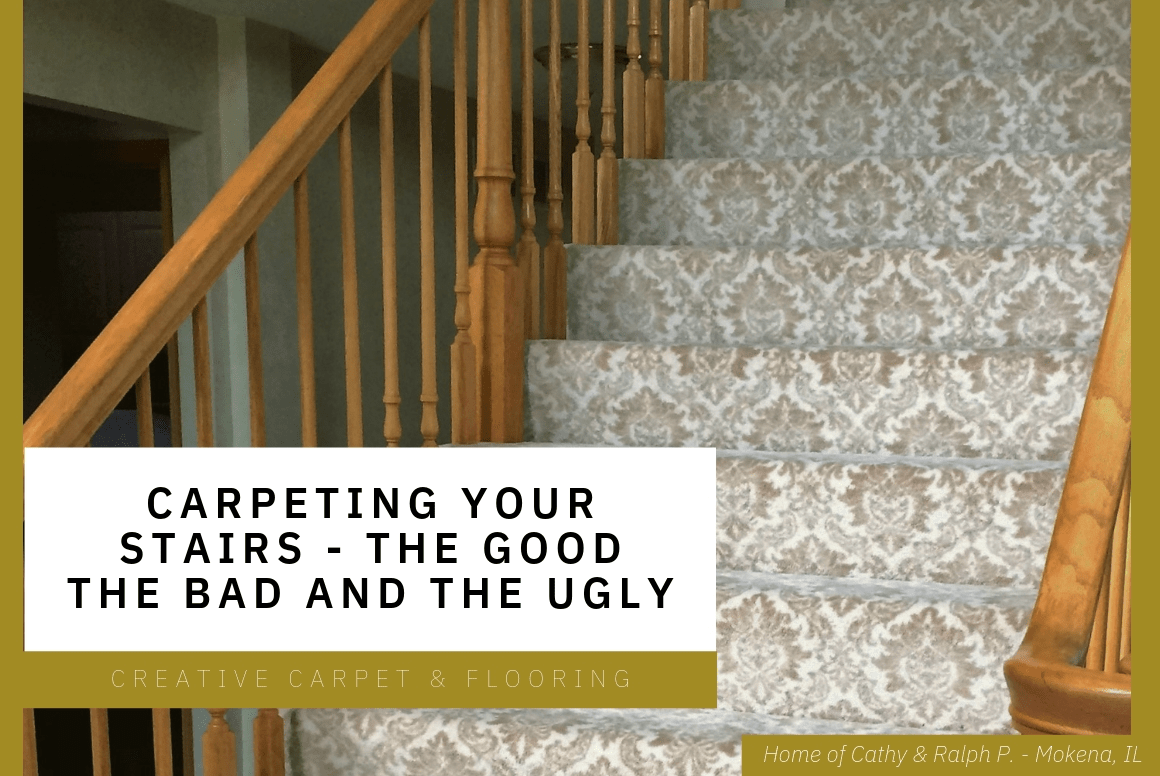 Carpeting Your Stairs The Good The Bad And *Gly Creative Carpet | Running Carpet For Stairs | Stair Tread | Hardwood | Wood | Grey | Stair Runners
