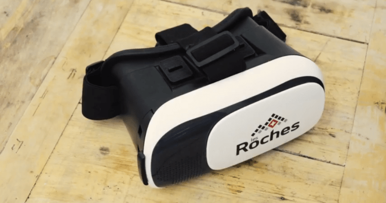 Les Roches VR Instructional Video