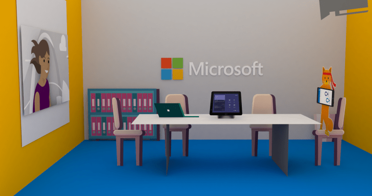 Microsoft Teams Meeting Room Experience