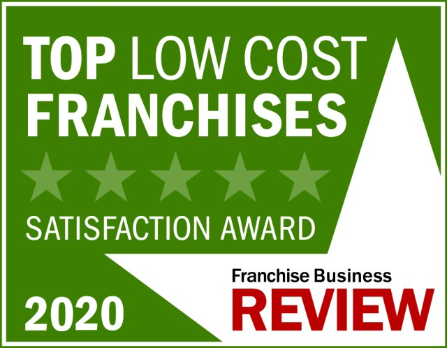 Creative Colors International Named a 2020 Top Low-Cost Franchise by Franchise Business Review