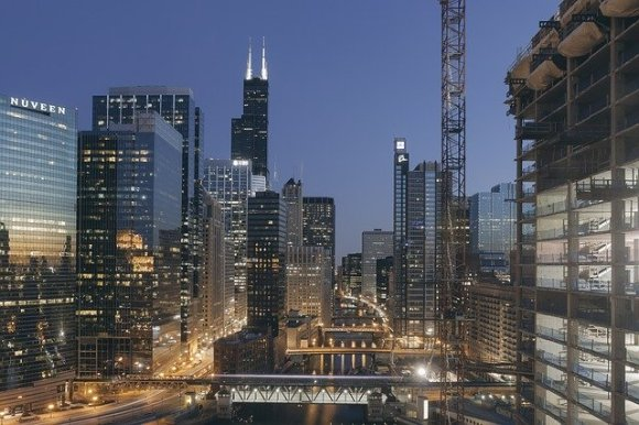 Chicago The Windy City
