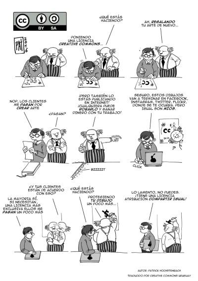 Comic Pat