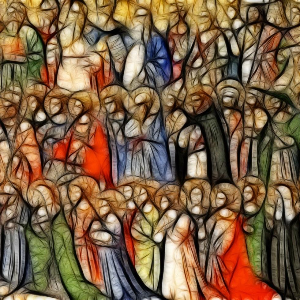 Saints of God photo - public domain