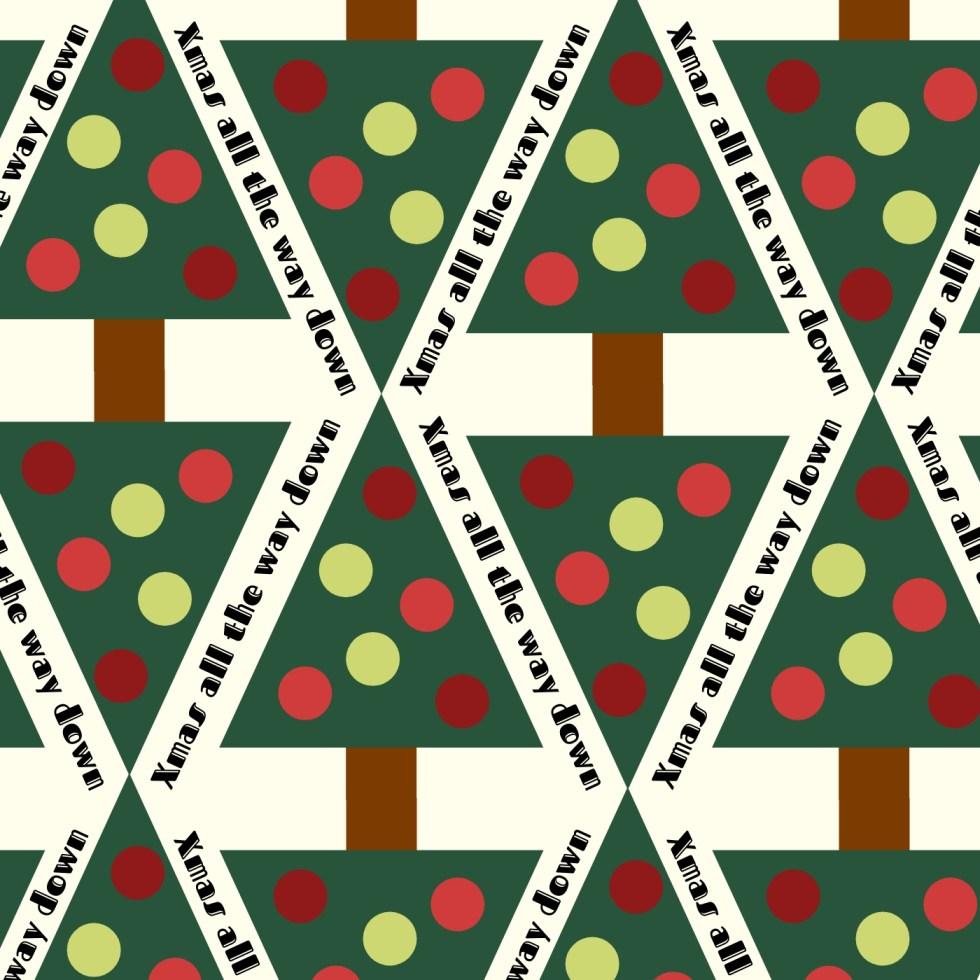 Xmas all the way down - Christmas playlist 2018