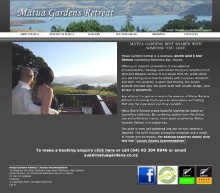 Matua Gardens