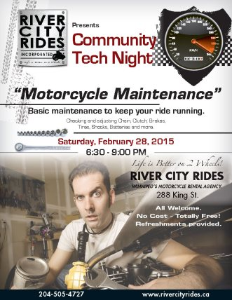 Mechanic Night Feb 2015