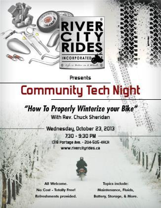 RCR Bike Night