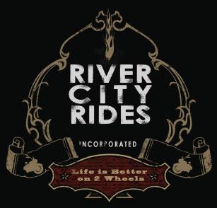 River City Rides T-Shirt Design