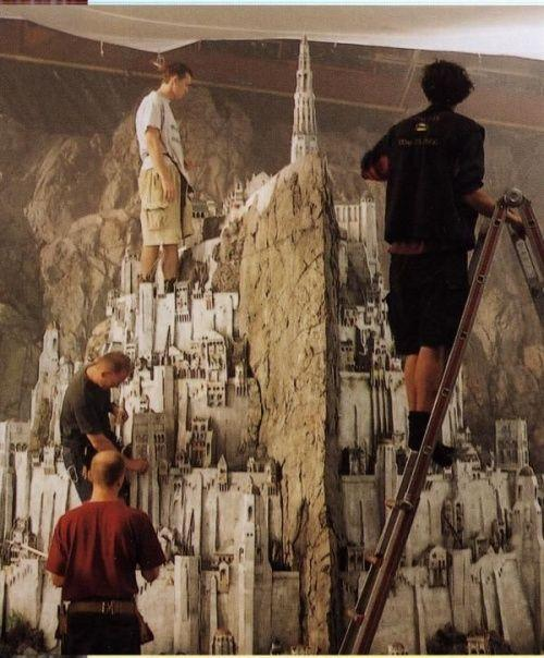 1ca950a11c5283d35c54b5d5a411ca9a 10 escenas de Hollywood que no sabías que se rodaron con maquetas en miniatura