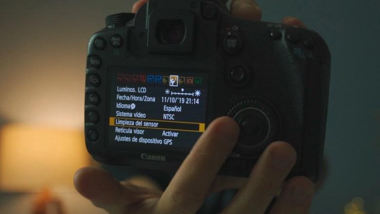 Limpiar sensor1 Cómo limpiar el sensor de tu cámara!