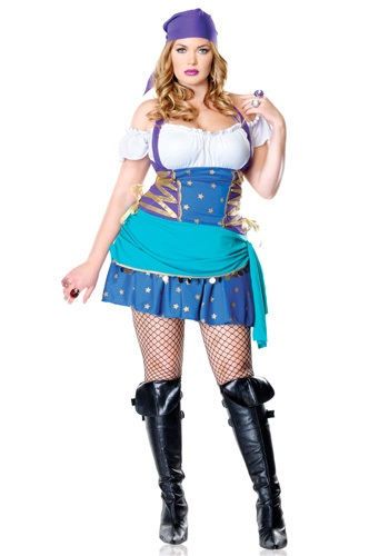 plus-size-gypsy-costume