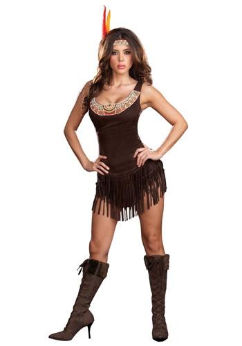 adult sexy pocahontas costume
