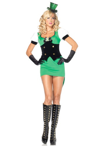 sexy irish costume
