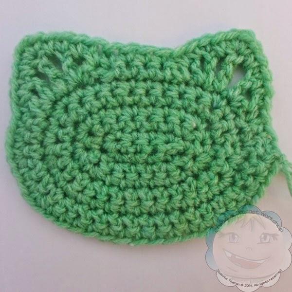 Hello Kitty Face Tutorial Creative Crochet Workshop