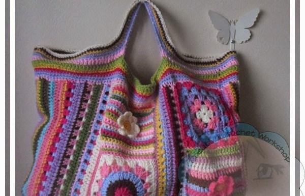Scraplicious Bag|Creative Crochet Workshop