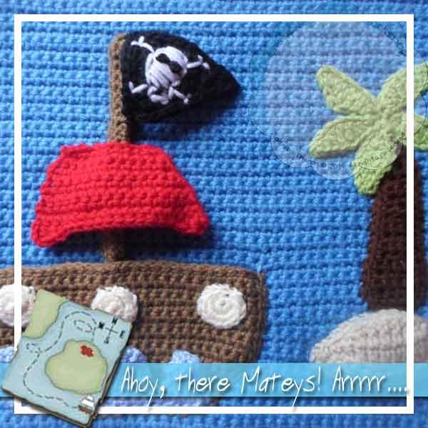 My Crochet Pirate Playbook Part One Creative Crochet