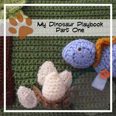 Crochet Dinosaur Playbook Part One|Creative Crochet Workshop