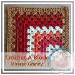 Mitered Granny|Creative Crochet Workshop