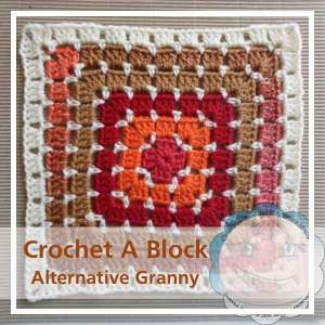 Alternative Granny|Creative Crochet Workshop
