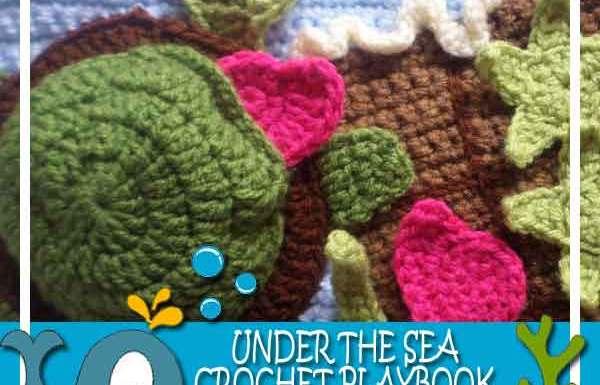 Under The Sea Playbook Part Four|Creative Crochet Workshop
