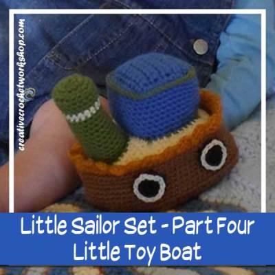 Little Sailor Set – Part Four