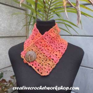 Orangewood Cowl | Creative Crochet Workshop