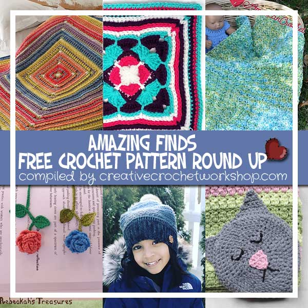 AMAZING FINDS - CROCHET BLOGGER FRIENDS