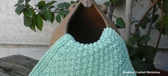 Double Moss Stitch Dishcloth - Free Knitting Pattern Feature Image | Creative Crochet Workshop @creativecrochetworkshop #knittedkitchen