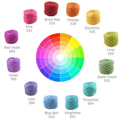 Creative Color Inspiration | Freshstitches Color Theory