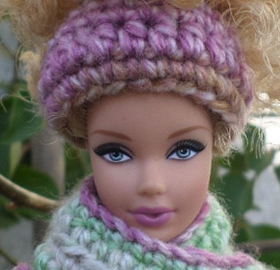 Cherry's Boutique – Easy Messy Bun Hat & Scarf