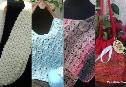 My 2017 Top Six Crochet Patterns - Free Crochet Pattern Round Up | Compiled by Creative Crochet Workshop @creativecrochetworkshop