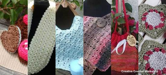 My 2017 Top Six Crochet Patterns - Free Crochet Pattern Round Up   Compiled by Creative Crochet Workshop @creativecrochetworkshop