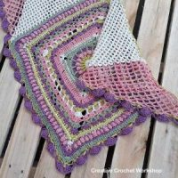 Flower Fandango Flavor | Creative Crochet Workshop