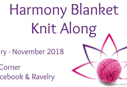 Harmony Blanket KAL | Creative Crochet Workshop #KALCorner