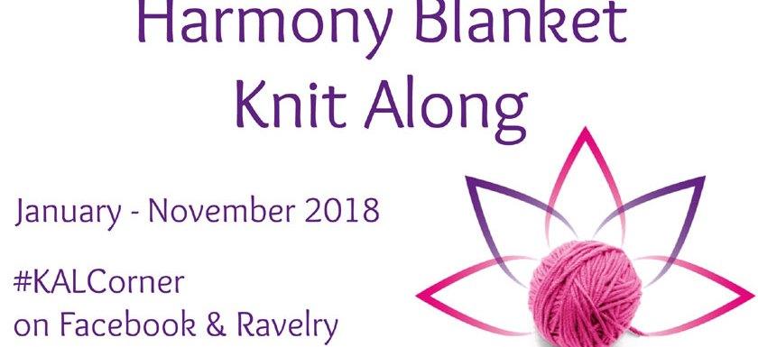 Harmony Blanket KAL | Creative Crochet Workshop #KALCorner