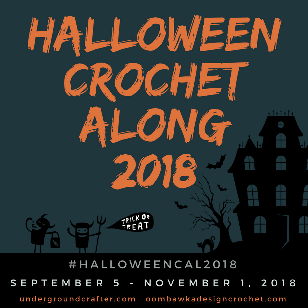 Halloween Crochet Along 2018